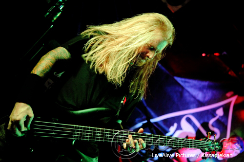 Unearth, Athens, Greece, 17/09/14