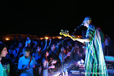 The Burger Project, Κουφονήσια, Greece, 18/07/14