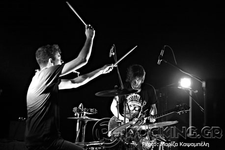 The Noise Figures, Κουφονήσια, Greece, 18/07/14
