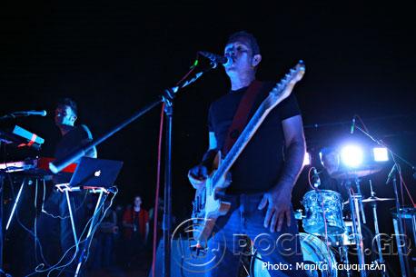 Παύλος Παυλίδης & The B-Movies, , Κουφονήσια, Greece, 19/07/14