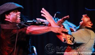Victor Wooten Band @ Αθηνά Live, 24/10/14