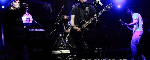 Villagers Of Ioannina City live σε Αθήνα και Πάτρα, 02-04/05/14