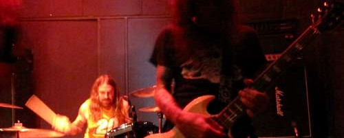 Windhand, Stonenrow @ Six D.O.G.S., 09/04/14