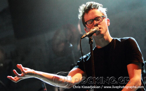 Son Lux, Athens, Greece, 04/12/14