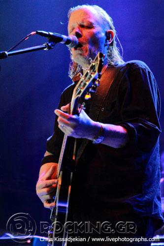 Swans, Athens, Greece, 04/12/14
