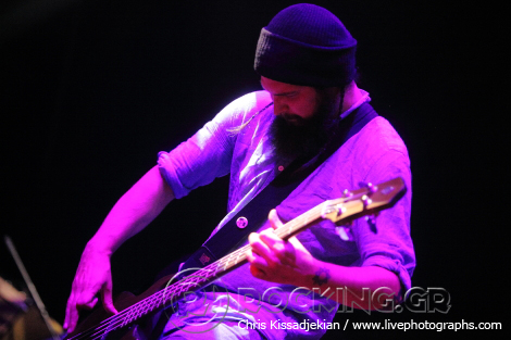 Wovenhand, Athens, Greece, 08/10/14