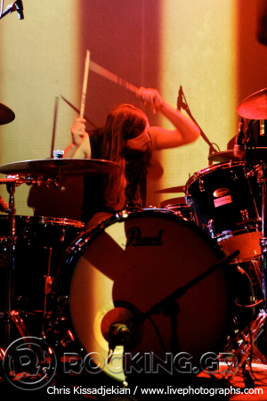 Pallbearer, Athens, Greece, 10/10/14