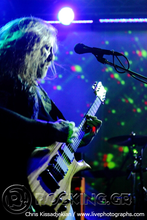 Yob, Athens, Greece, 10/10/14