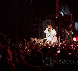 Thirty Seconds To Mars @ TerraVibe Park, 30/09/15