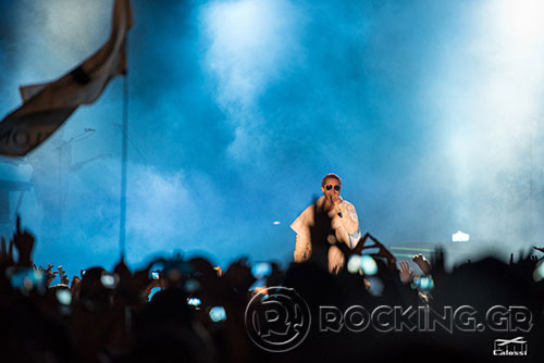 Thirty Seconds To Mars, Athens, Greece, 30/09/15