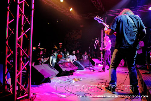 Acid King, Athens, Greece, 29/04/15