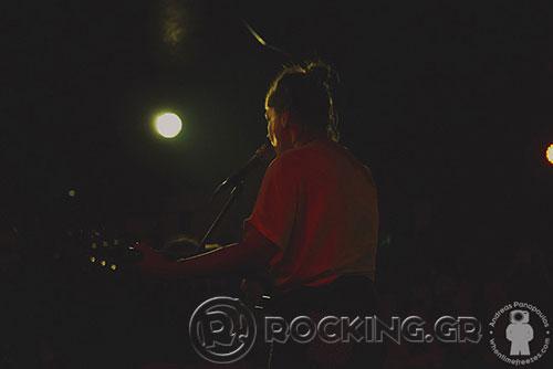 Angel Olsen, Athens, Greece, 15/09/15