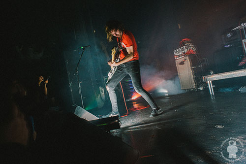 A Place To Bury Strangers, Athens, Greece, 07/11/15