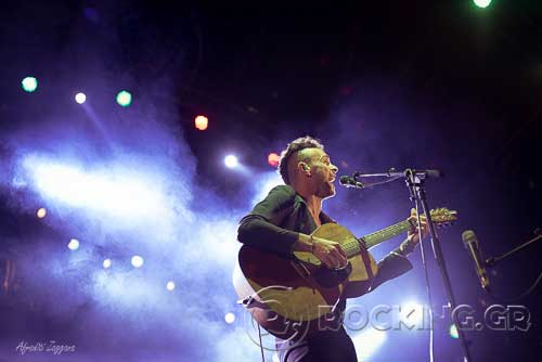 Asaf Avidan, Athens, Greece, 24/06/15