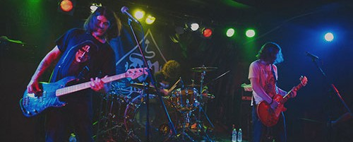 The Atomic Bitchwax, 45rats @ An Club, 07/05/15