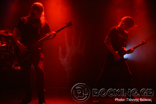 At The Gates, Thessaloniki, Greece, 10/01/15