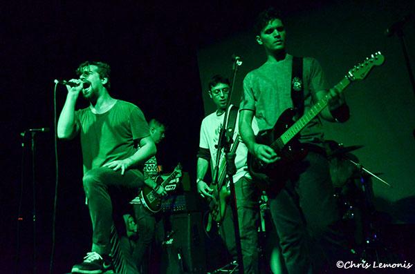 Bring Back Persephone, Athens, Greece, 27/11/15