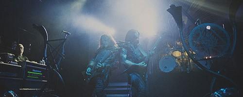 Behemoth, Bolzer, Thaw @ Fuzz Club, 17/04/15