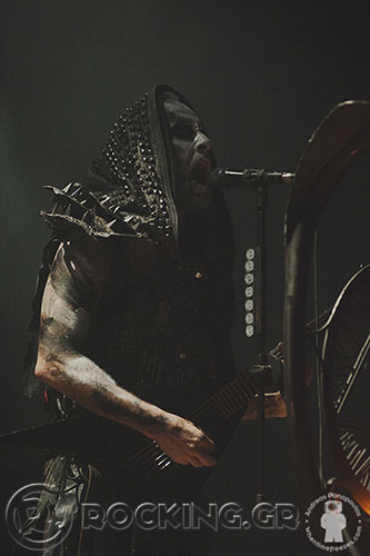 Behemoth, Athens, Greece, 17/04/15