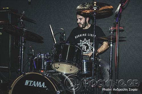 Black Bombaim, Athens, Greece, 23/01/15