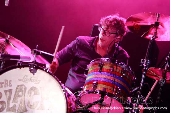 The Black Keys @ Rockwave Festival, Athens, Greece, 30/05/15
