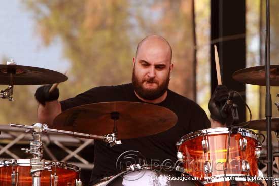 Puta Volcano @ Rockwave Festival, Athens, Greece, 30/05/15
