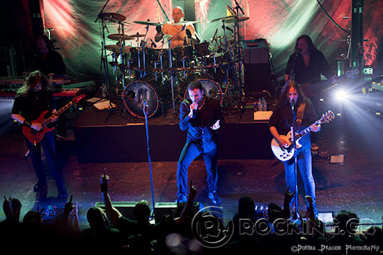 Blind Guardian, Athens, Greece, 09-10/05/15