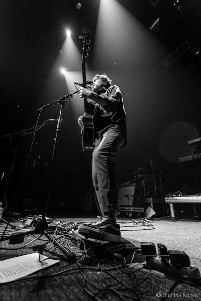 Moa Bones, Athens, Greece, 14/11/15