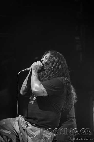 Kataklysm, Athens, Greece, 27/07/15
