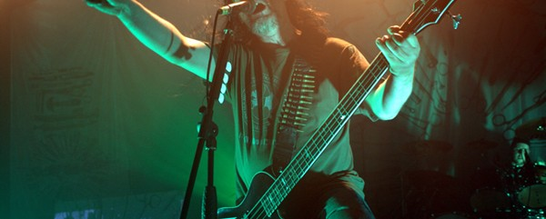Carcass, Headcleaner @ Principal Club Theater, 27/03/15