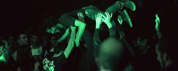Cellar Dogs, The Overjoyed, The Deadly Marshmallow @ 6 D.O.G.S., 01/10/15