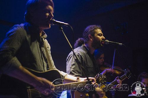 Chris Eckman, Athens, Greece, 13/02/15