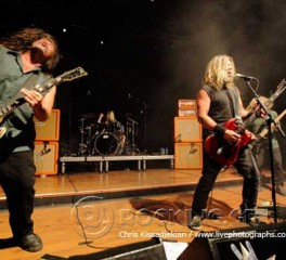 Corrosion Of Conformity, Potergeist, Full House Brew Crew @ Fuzz Club, 27/06/15