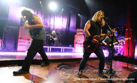 Corrosion Of Conformity, Athens, Greece, 27/06/15
