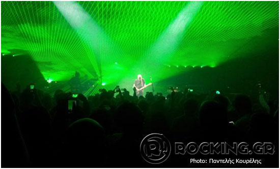 David Gilmour, London, U.K., 03/10/15