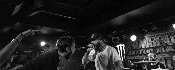 Deez Nuts, EndCycle, Cartilage @ An Club, 14/07/15