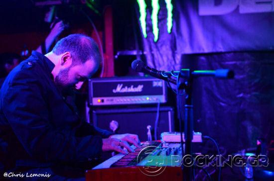 Cyanna Mercury, Athens, Greece, 03/10/15