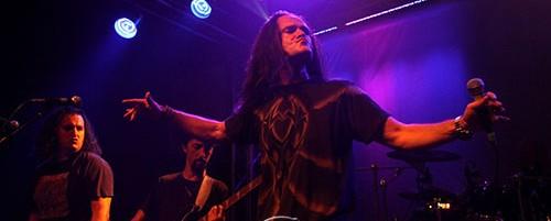 Domine, Wrathblade, Convixion, Sacral Rage @ Κύτταρο, 26/09/15