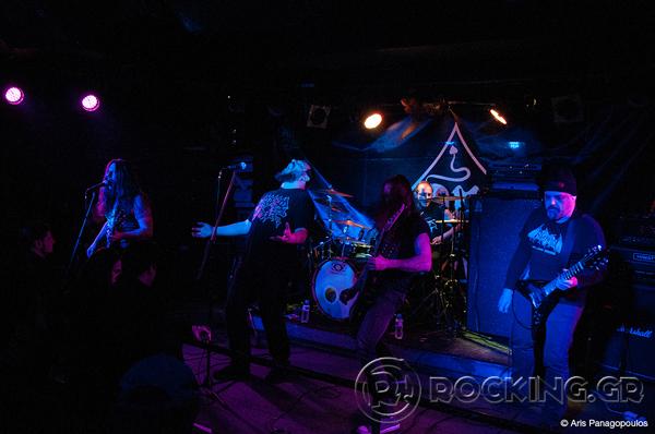 DreamLongDead, Athens, Greece, 20/03/15