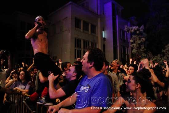Che Sudaka, Athens, Greece, 21/06/15