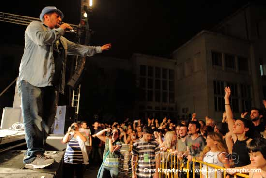 Dub inc., Athens, Greece, 21/06/15