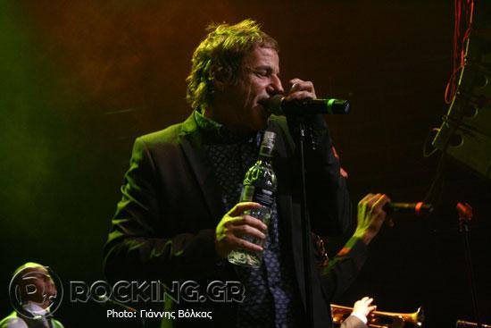 Dub Pistols, Thessaloniki, Greece, 20/02/15
