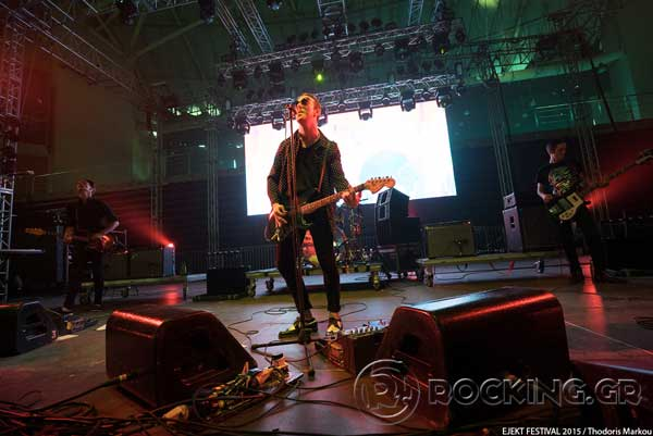 Glasvegas, Athens, Greece, 15/07/15