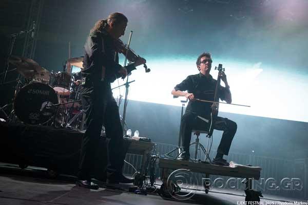 The Parov Stelar Band, Athens, Greece, 15/07/15
