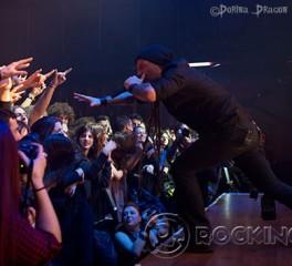 Eluveitie, Skalmold, Wind Rose @ Fuzz Club, 13/02/15