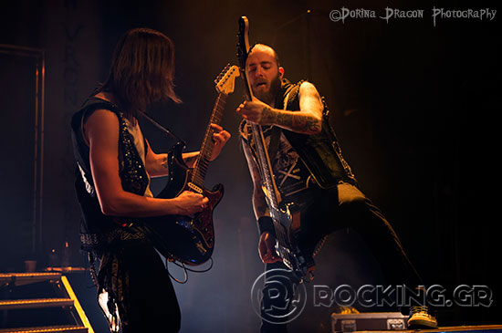 Eluveitie, Athens, Greece, 13/02/15
