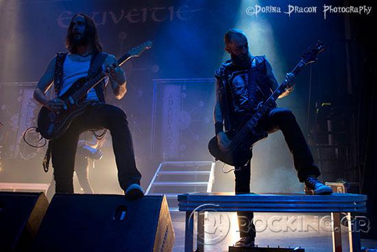 Eluveitie, Athens, Greece, 13/02/15