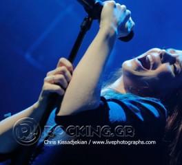 Epica, Jaded Star @ Fuzz Club, 27/03/15