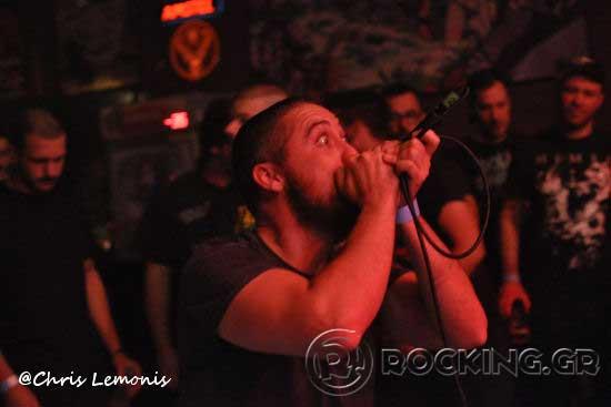 Gomgoma, Athens, Greece, 11/06/15