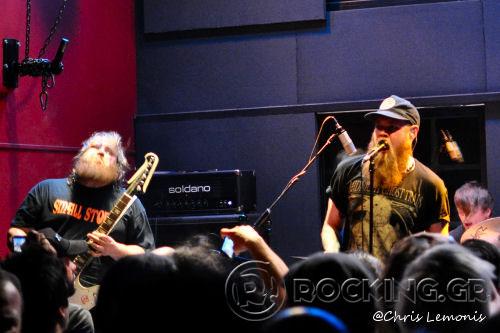 Greenleaf, Athens, Greece, 08/05/15